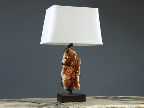 Citrine Table Lamp