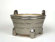Round Cache Pot with Handles