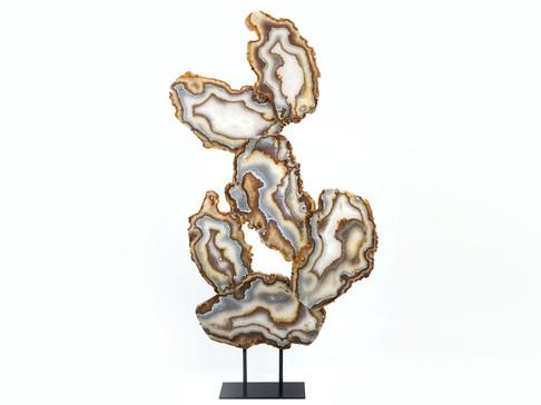 Brazilian Agate Tree Sculpture