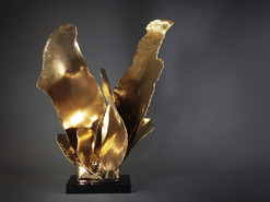 Ayer's Wing Sculpture