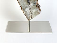 Metal plate base