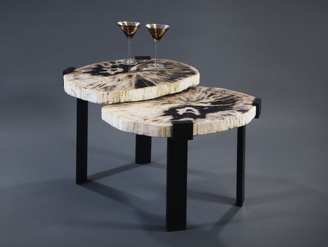 """2 TIER, """"C"""" CLAMP TABLE"""