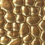 Satin Gold Ceramic