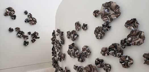 Nasturtium Blossom Wall Art
