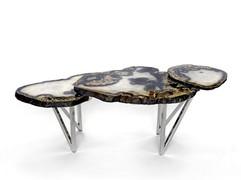 3 TIER SPLIT V LEG TABLE