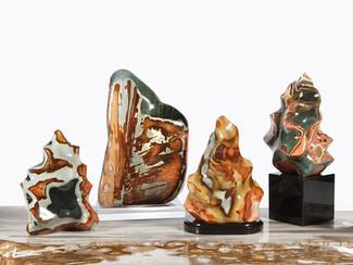 Polychrome Sculptures