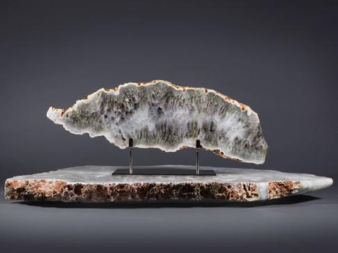 Large Horizontal Agate Slice