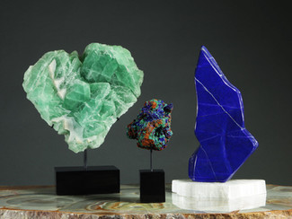 Misc. Colorful Minerals