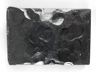 Hammered Black Nickel