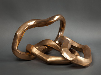 Three Bangle Sculpture