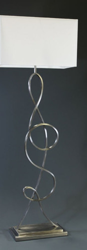 Treble Floor Lamp