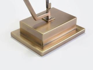 Burnish Brass