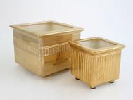 Square Cache Pots