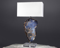 Agate Floating Lamp