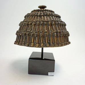 O-2544-AT BRONZE CEREMONIAL HAT 8X11_H