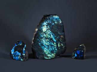 Labradorite Boulders
