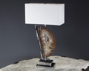 Agate Profile Lamp