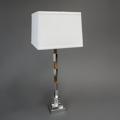 Metal Bric-A-Brac Table Lamp