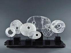 Selenite Disk