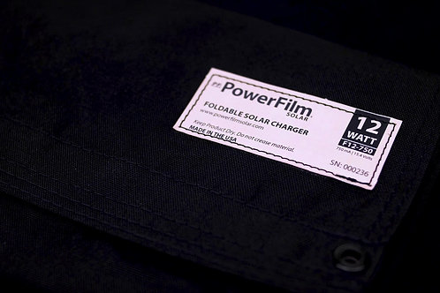 PowerFilm Solar - Foldable