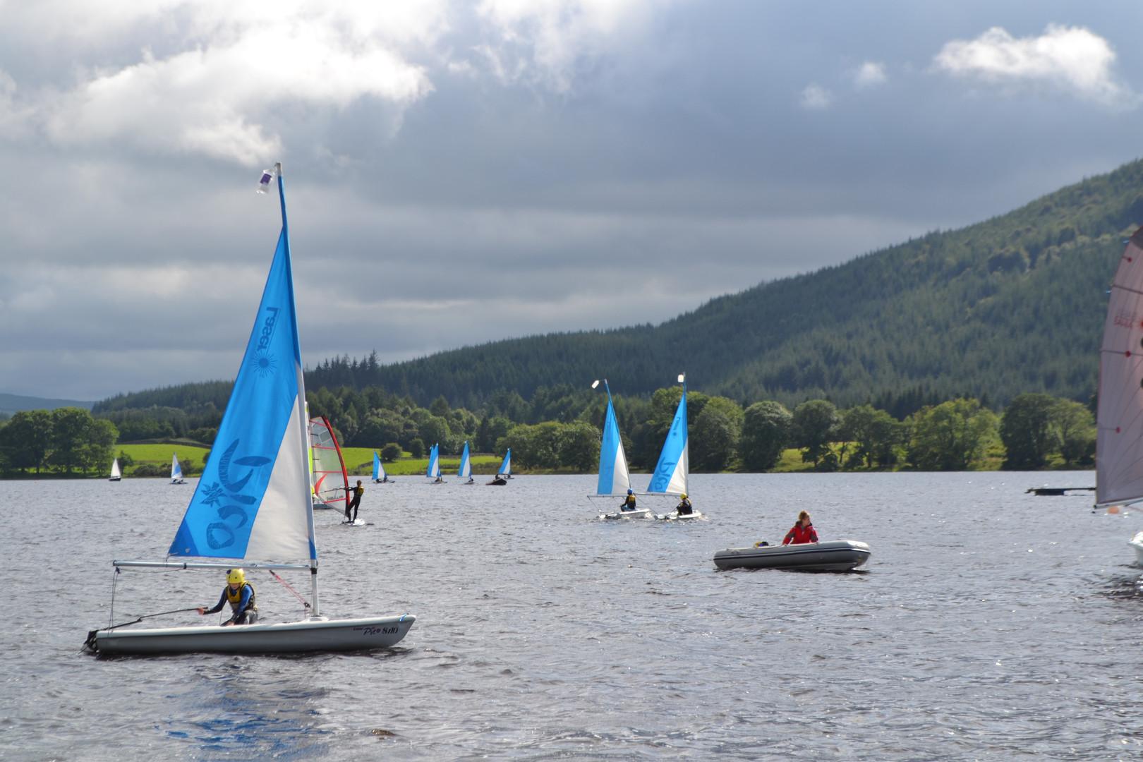 Galloway Activity Centre Loch Ken