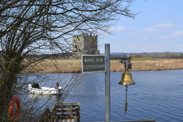 Threave Castle Boat Trip.