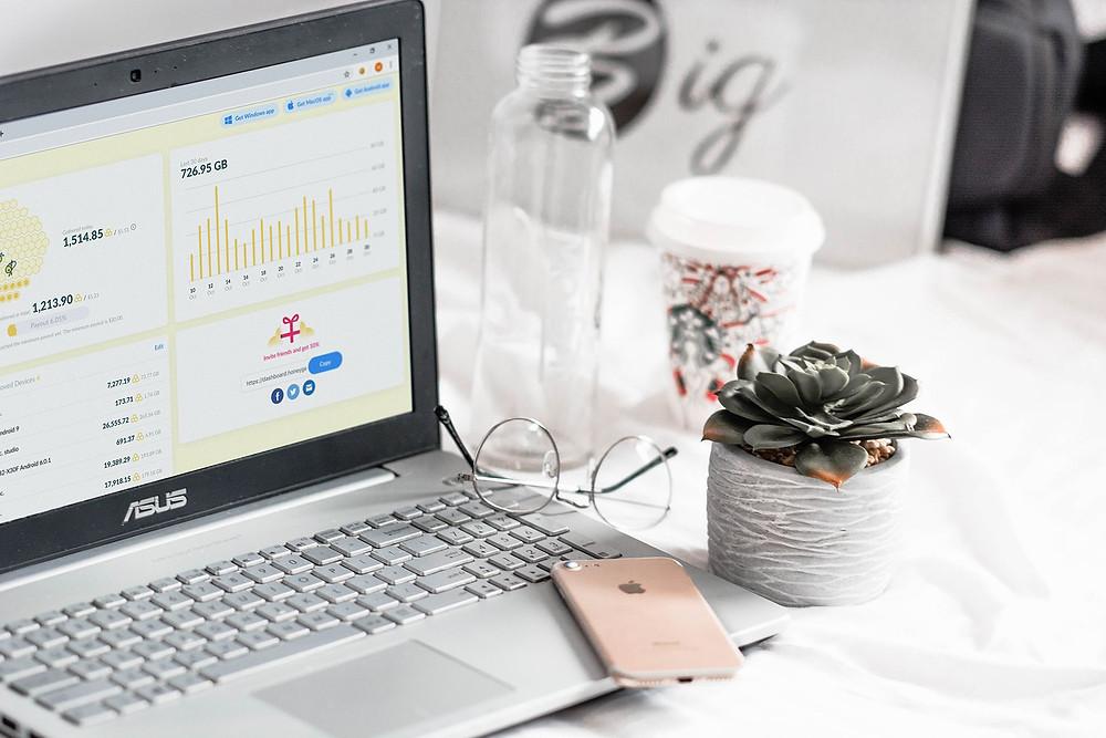 Honeygain - make money by referring friends