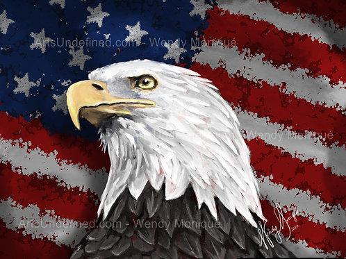 Veteran's Eagle
