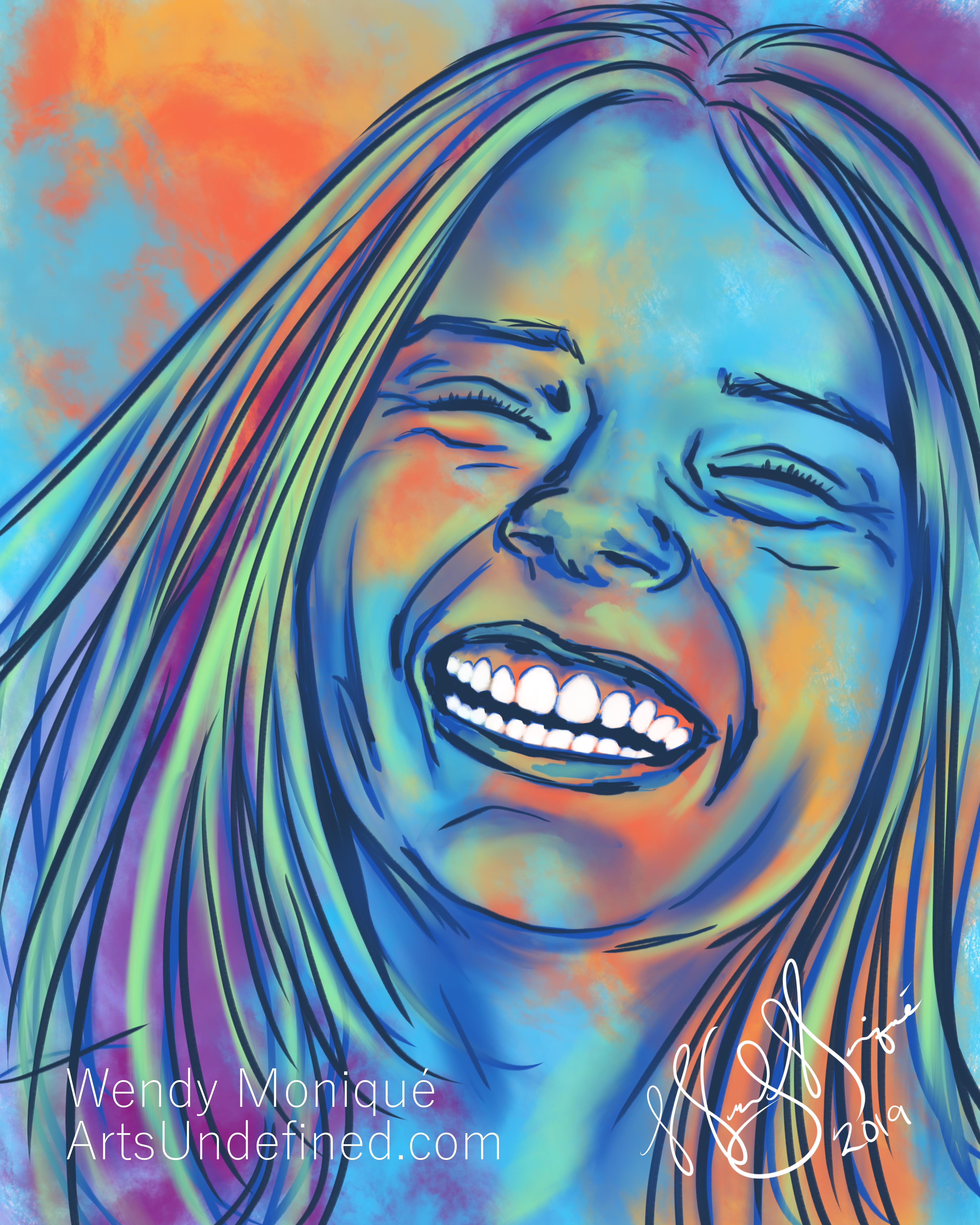 Vibrant Laughter 12 web