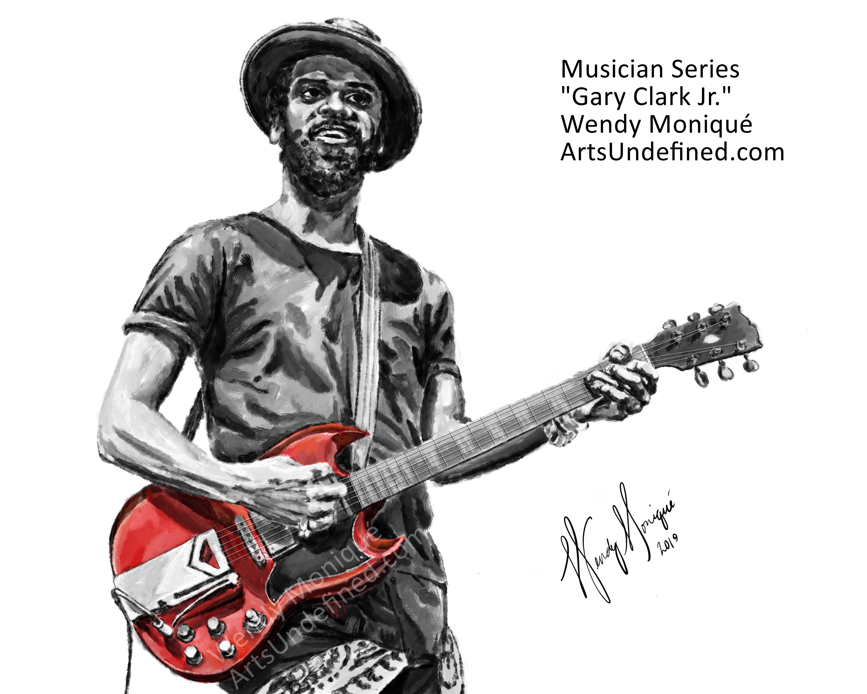 07292019 Musician Series Gary Clark Jr W