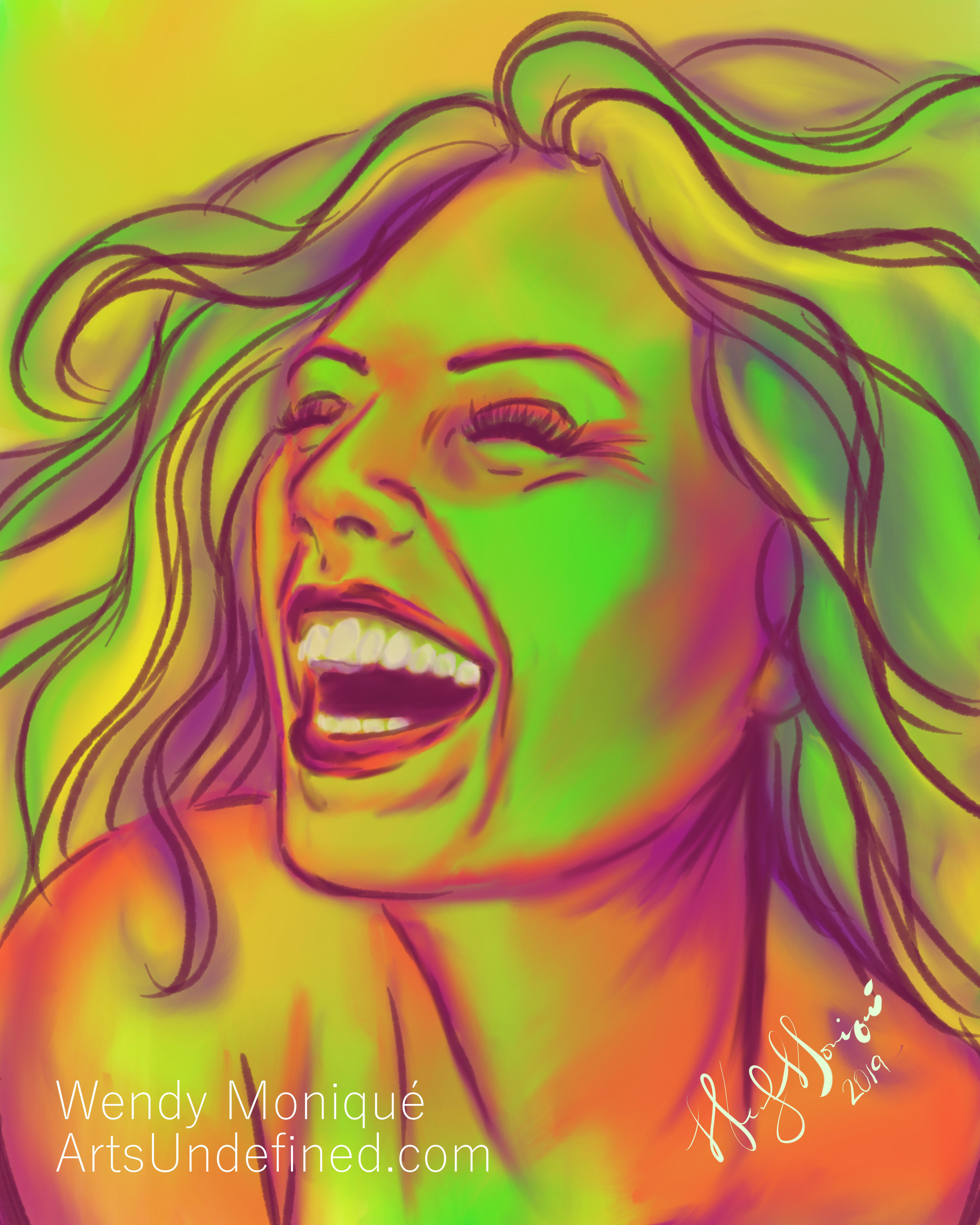 Vibrant Laughter 02