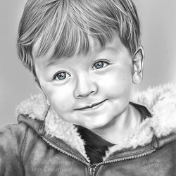 PortraitArt - Somehow, I missed posting this adorableness! (OnHere) Mr