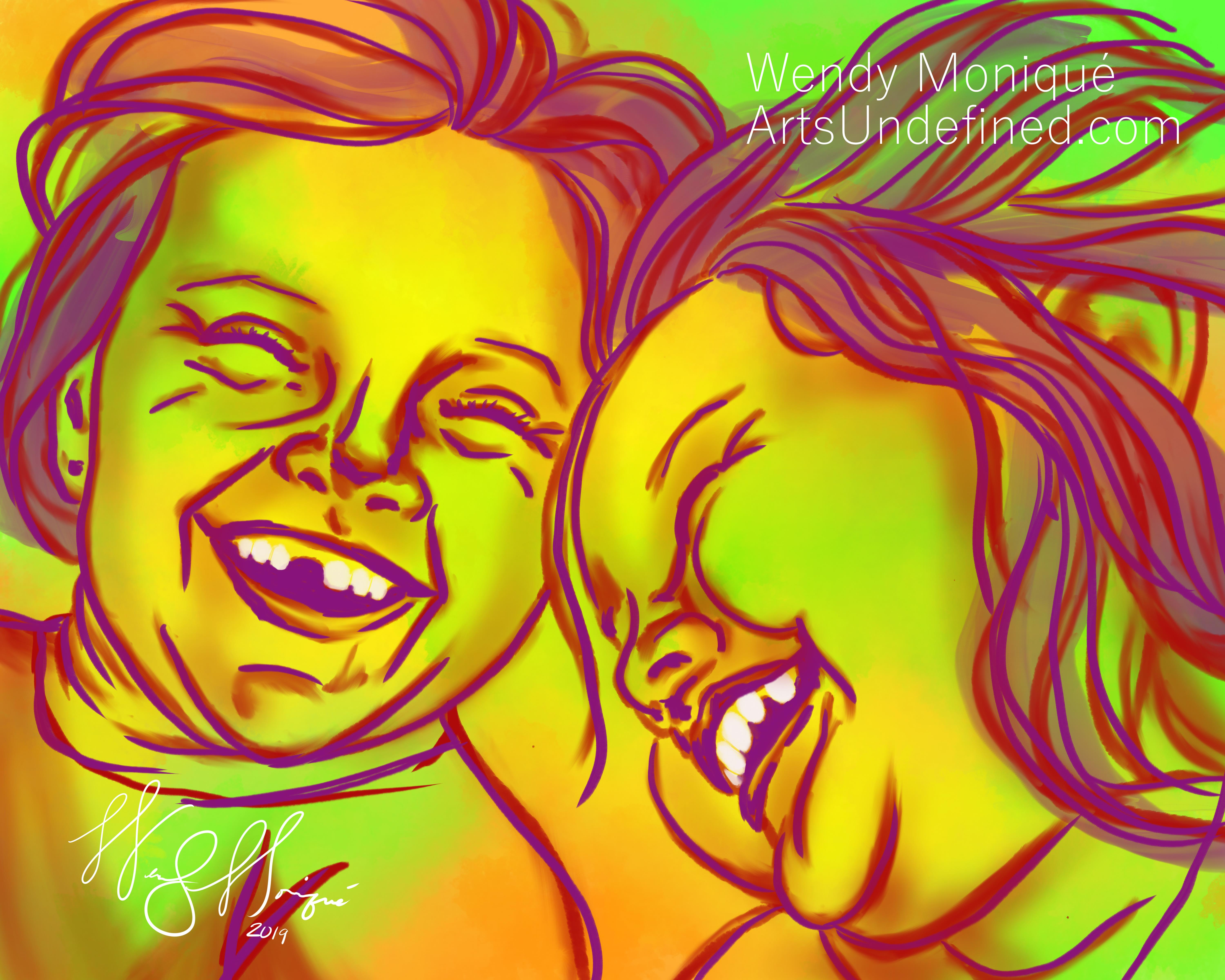 Vibrant Laughter 11 web
