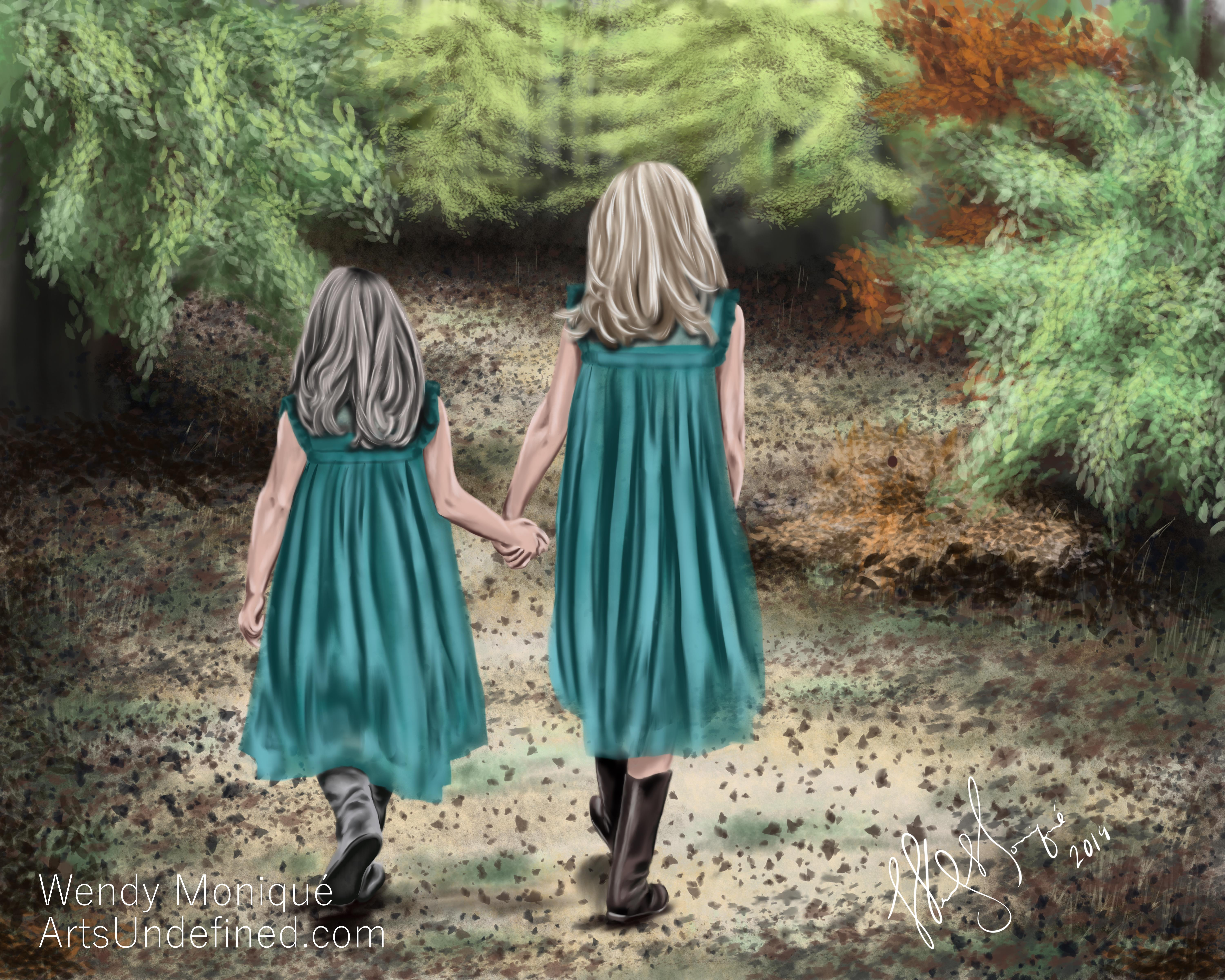 Forest Princesses