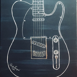 Ghost Guitar (blue)_Full image on FB ArtsUndefined by Wendy Moniqué