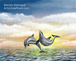 03012019 Daily Doodle - Dolphins1 WEB