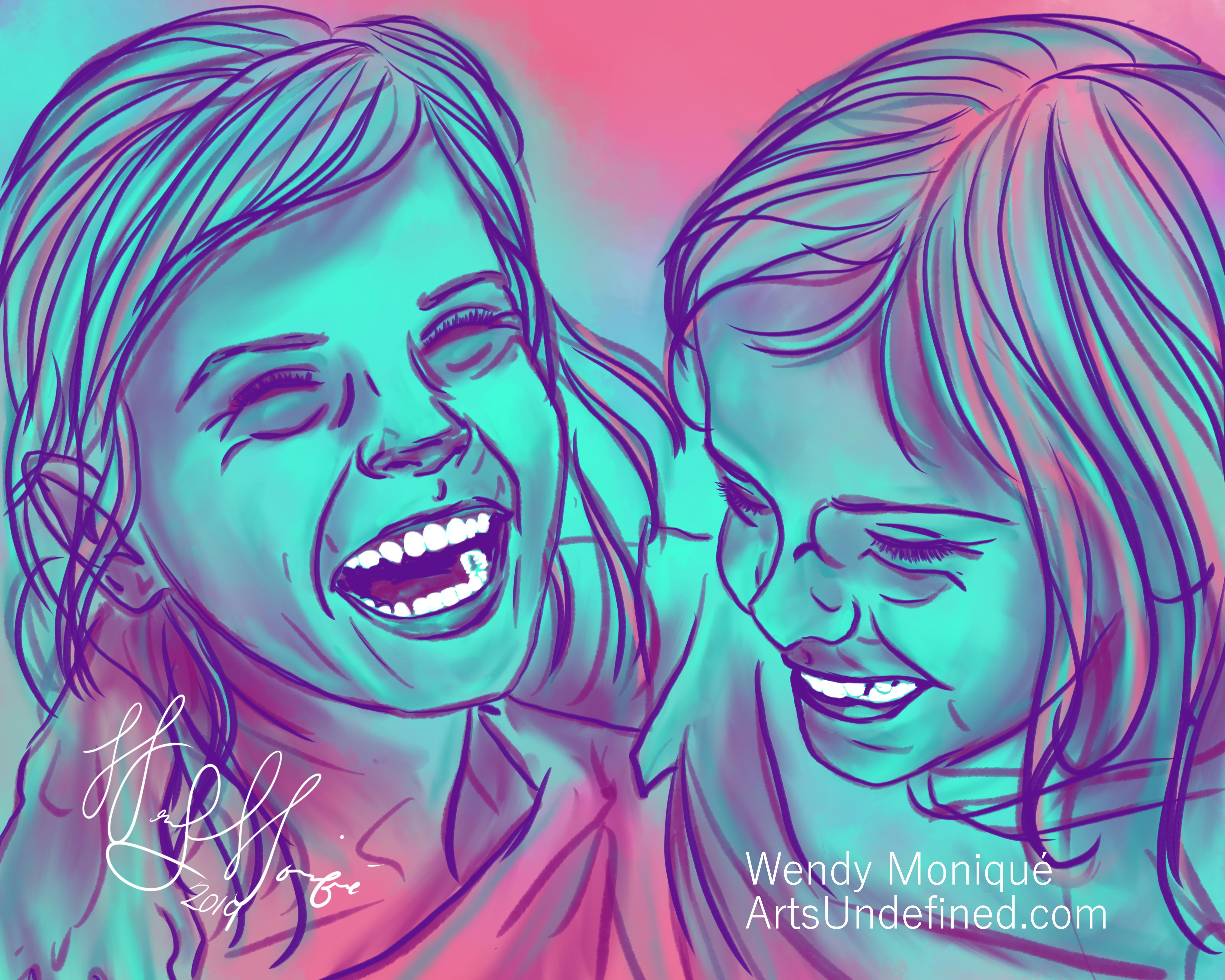 Vibrant Laughter 19 web