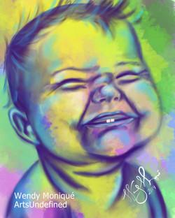 Vibrang Laughter 5