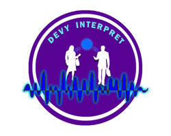 DEVY INTERPRET LOGO (WEB SOCIAL)