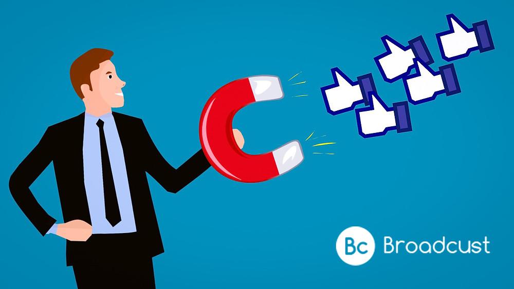 ברודקאסט - טיפים לשיווק נכון בדף העסקי בפייסבוק שחובה להכיר