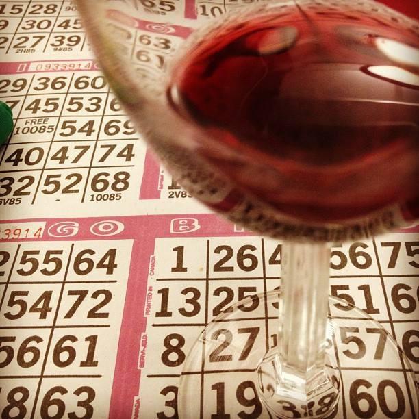 BRIX Wine Bingo