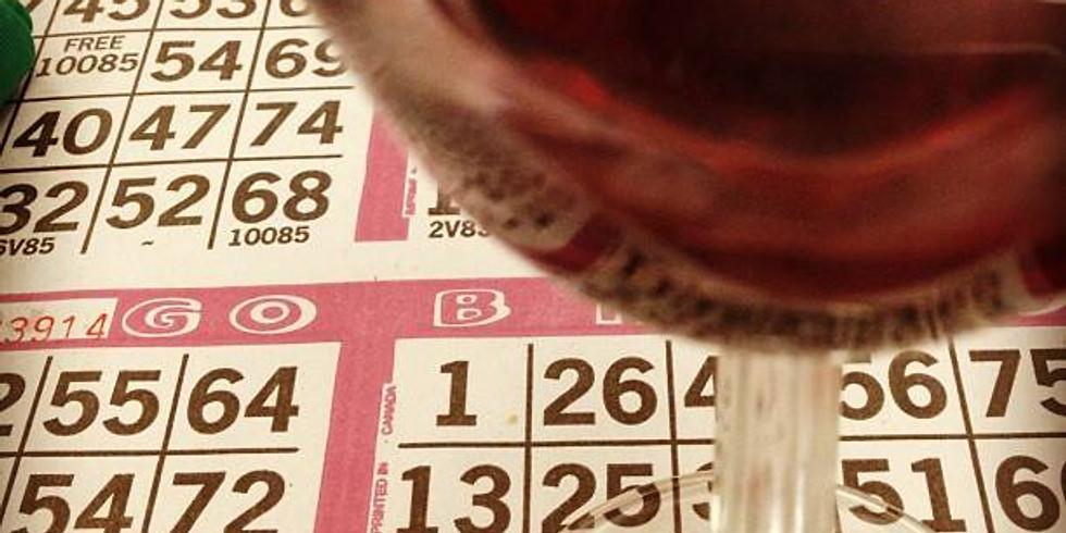 BRIX Wine Bingo #2 SOLD OUT