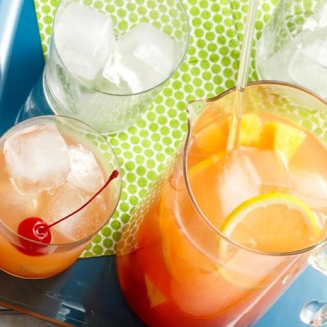Shark Week Craft Cocktail
