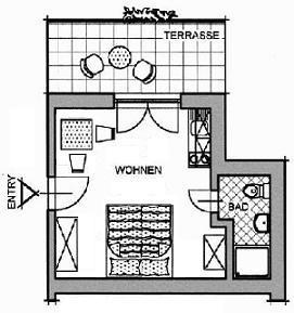 Seeappartements Stefanie