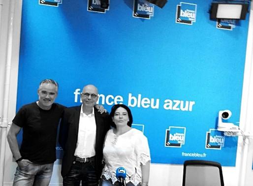 AXperience sur France Bleu Azur