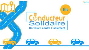 """Le kit """"conducteur solidaire"""" prend son envol"""