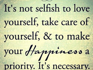 Happiness is not a priority. It's a necessity!