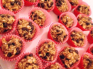 Peanut Butter Oatmeal Energy Balls