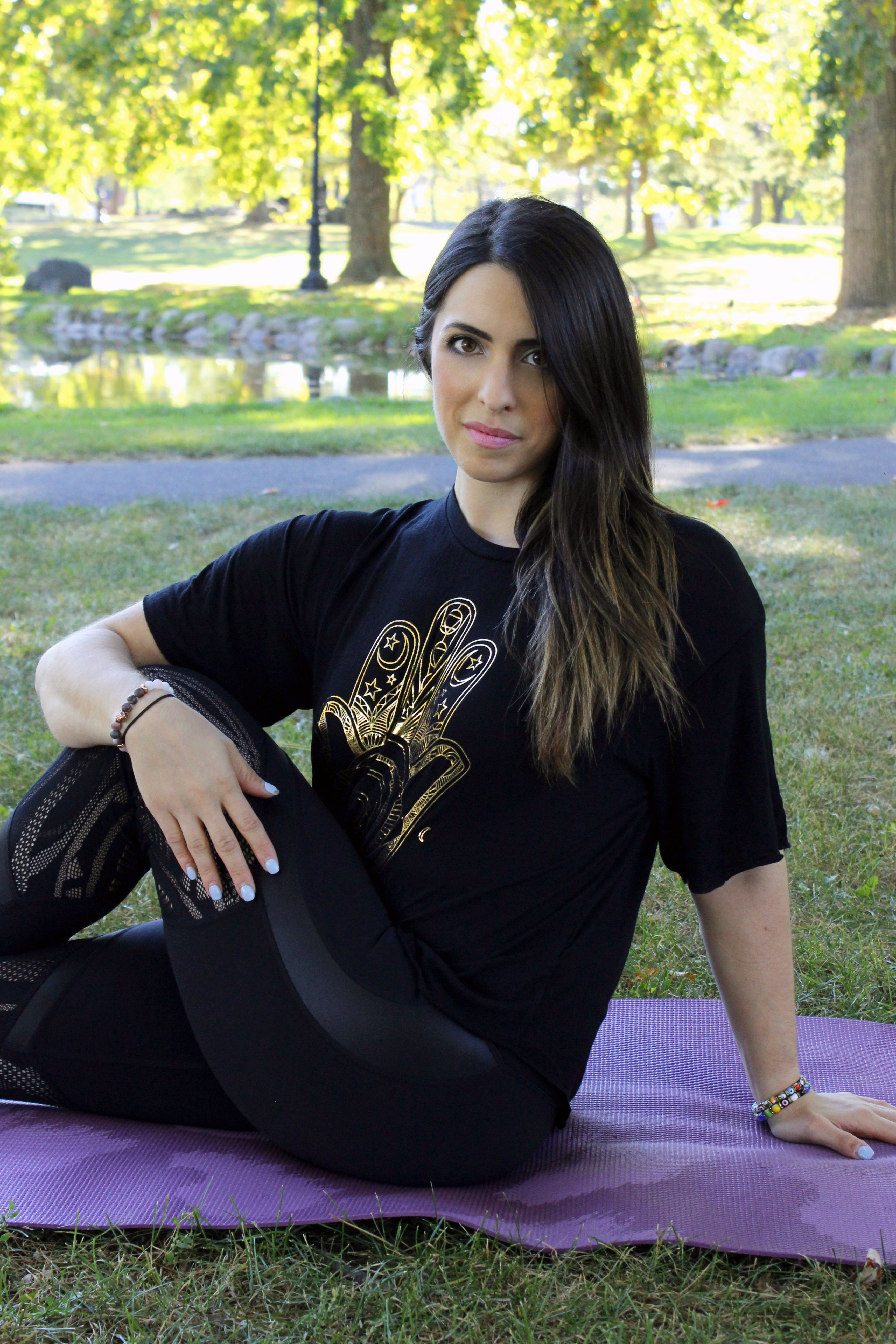 Yoga at Lasalle Park