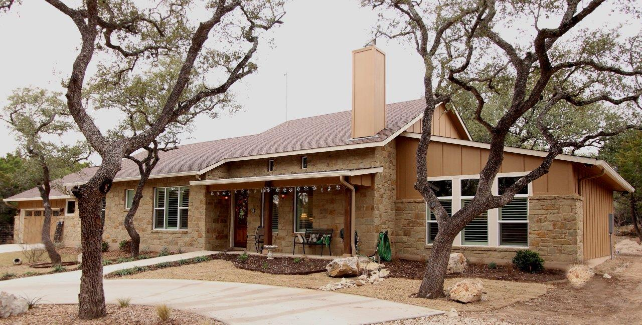 Wimberley TX Custom Homes